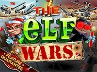 logo de la machine à sous The Elf Wars