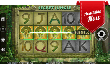 Secret Jungle at Golden Euro Casino
